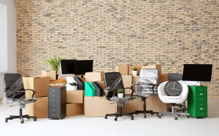 COMMERCIAL / OFFICE MOVING